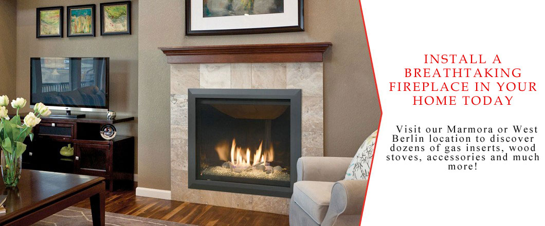 The Fireplace People: West Berlin, Marmora, NJ: Sales & Installation