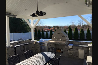 Fede's Outdoor Kitchen